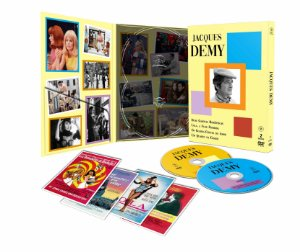 Jacques Demy [Digipak com 2 DVD's]