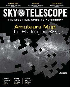 SKY & TELESCOPE DE OUTUBRO DE 2019