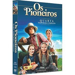 OS PIONEIROS - Quarta Temporada Completa
