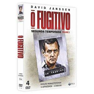 O FUGITIVO - Segunda Temporada - Vol. 2