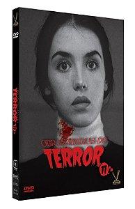 PRÉ-VENDA OBRAS-PRIMAS DO TERROR vol. 11  EDIÇÃO LIMITADA COM 6 CARDs  (Caixa com 03 DVDs)
