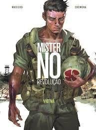 MISTER NO REVOLUÇÃO VIETNÃ