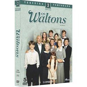 OS WALTONS - Terceira Temporada Completa