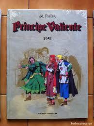 PRINCIPE VALENTE ED 15 ANO 1951