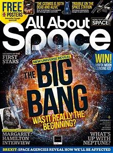 ALL ABOUT SPACE EDIÇÃO 95