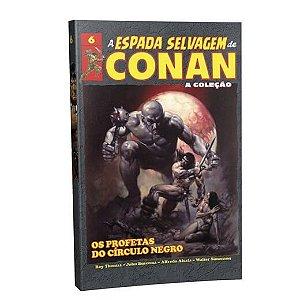 A ESPADA SELVAGEM DE CONAN VOL 6