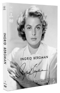 Ingrid Bergman [Digipak com 2 DVD's]