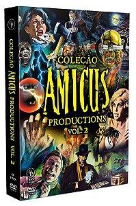Coleção Amicus Productions Vol. 2 [Digistak com 3 DVD's]