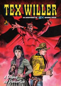 TEX WILLER VOL 10