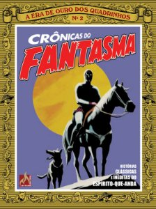 CRÔNICAS DO FANTASMA VOL 2