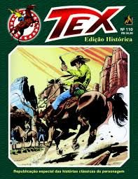 TEX EDIÇÃO HISTÓRICA ED 110