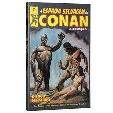 A ESPADA SELVAGEM DE CONAM VOL 7 PANINI