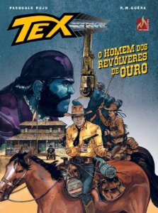 TEX GRAPHIC NOVEL ED 8