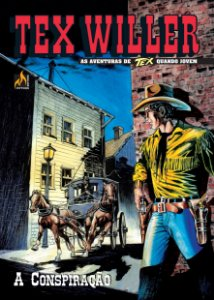 TEX WILLER VOL 11