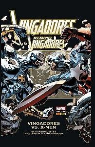 VINGADORES E NOVOS VINGADORES - VINGADORES VS X-MEN