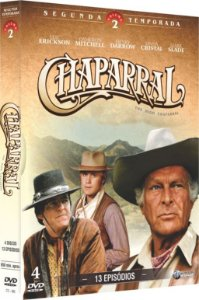 CHAPARRAL - 2ª Temporada - Vol 2