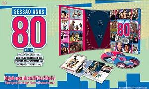 Sessão Anos 80 Vol. 8 [Digipak com 2 DVD's]