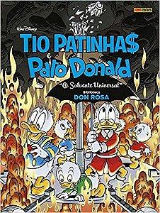 BIBLIOTECA DON ROSA TIO PATINHAS E PATO DONALD