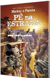 MICKEY E PATETA - PE NA ESTRADA