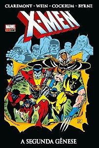 X-MEN - A SEGUNDA GENESE