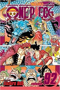 ONE PIECE ED 92