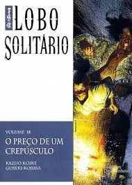 LOBO SOLITARIO ED 18