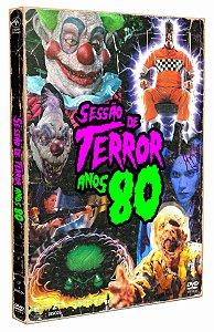 PRÉ-VENDA Sessão de Terror Anos 80