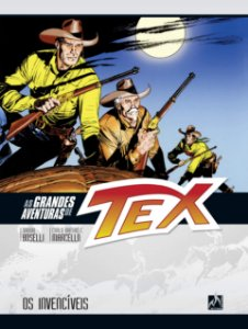 AS GRANDES AVENTURAS DE TEX VOL. 4