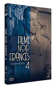 FILME NOIR FRANCÊS vol. 4  EDIÇÃO DEFINITIVA LIMITADA COM 6 CARDs  (Caixa com 03 DVDs)