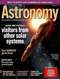 ASTRONOMY DE FEVEREIRO DE 2020