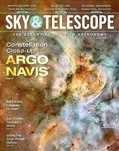 SKY & TELESCOPE DE MARÇO DE 2020