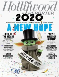 THE HOLLYWOOD REPORTER DE DEZEMBRO DE 2019