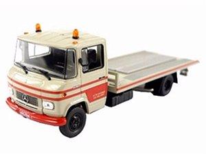 COLECIONÁVEL MERCEDES-BENZ L-608 D (1972-1990)   CAMINHÕES BRASILEIROS  ED 33