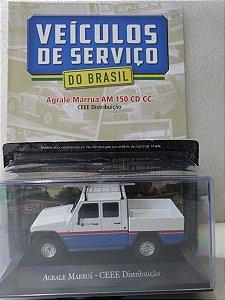 VEÍCULOS DE SERVIÇO - AGRALE MARRUÁ AM 150 CD CC  CEEE DISTRIBUIÇÃO  ED 44