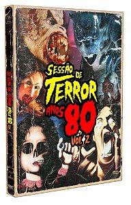 PRÉ-VENDA Sessão de Terror Anos 80 Vol. 2 [Digipak com 2 DVD's]