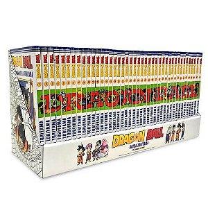 Box Dragon Ball Edição 1 ao 42