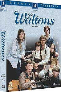 PRÉ-VENDA OS WALTONS - Quarta Temporada Completa