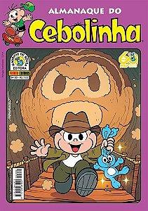 ALMANAQUE DO CEBOLINHA ED 80