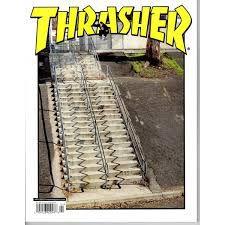 Thrasher de abril de 2020