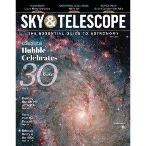 SKY & TELESCOPE  DE ABRIL DE 2020