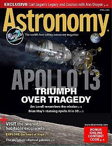 ASTRONOMY DE ABRIL DE 2020