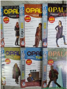 6 COQUETÉIS OPALA