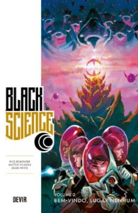 kit black science vol 1 e 2