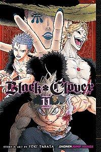 Black clover ed 11
