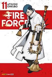 Fire force ed 11