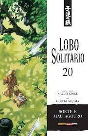 Lobo solitário ed 20