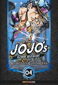 Joj's bizarre adventure ed 11