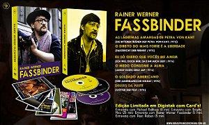 Reiner Werner Fassbinder [Digistak com 3 DVD's]
