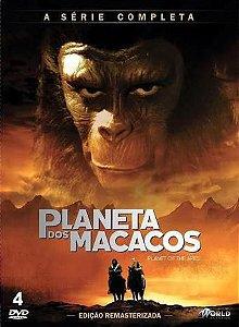 Planeta dos macacos - serie completa