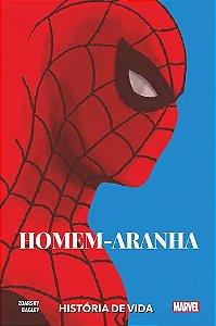 Homem -aranha historia de vida